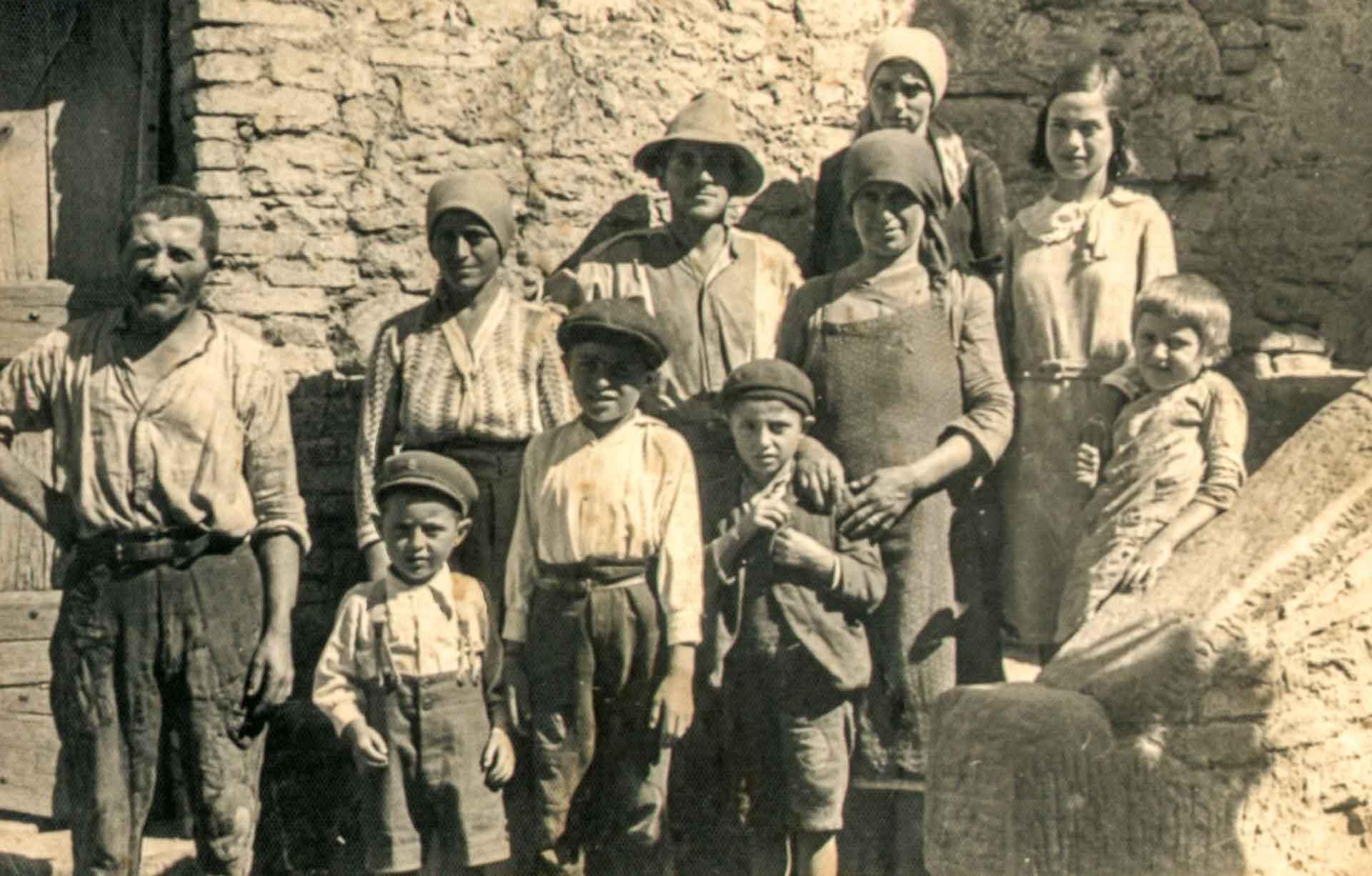 Podere Cignano, circa 1936