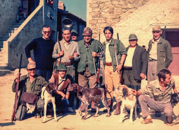 Podere Cignano, circa 1967