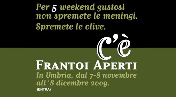 Frantoi Aperti 2009