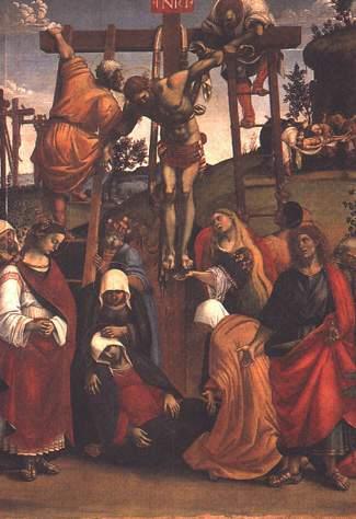 Luca Signorelli Museo Civico di Santa Croce Umbertide