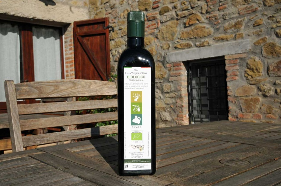 Olio Extravergine d'oliva BIO