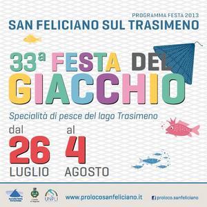 Festa del Giacchio 2013